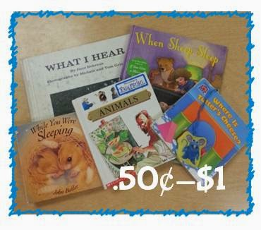 Thrifty Finds for SLPs!