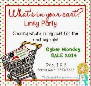 What's in Your Cart Linky