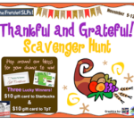 Thankful and Grateful Blog Hop