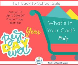 What's in Your Cart? Linky Party for BTS 2016