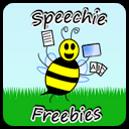 Schoolhouse Talk Speechie FREEBIES
