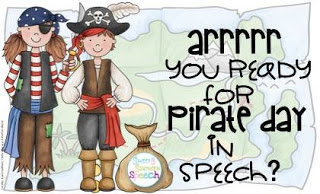 Pirate Day FREEBIE!