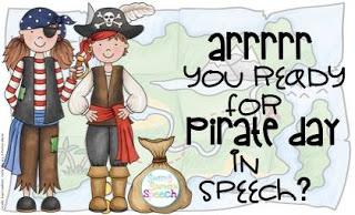 Pirate Day FREEBIE!