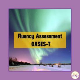 Fluency Assessment for Older Students